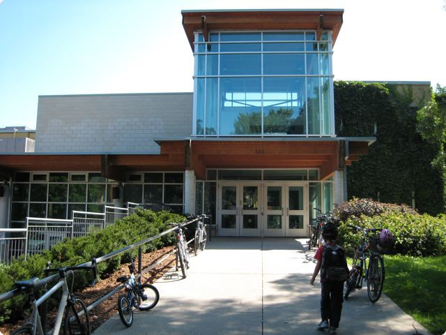 Trinity Bellwoods Rec Centre is a one-stop shop for tons of varied camps. Photo via trinitybellwoods.ca