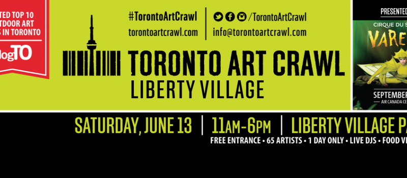 Toronto Art Crawl II