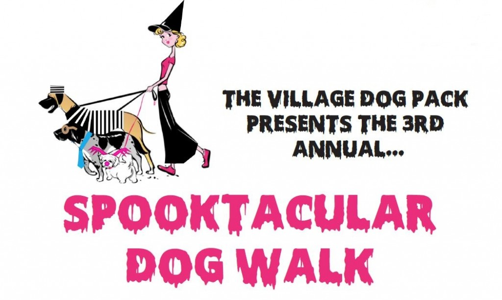 Spooktacular Dog Walk