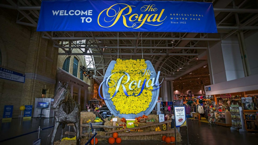 Agriculture - Photo from The Royal Agricultural Fair